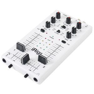 IK iRig Mix Mixer DJ Para Smartphones