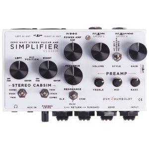 DSM & Humboldt Simplifier Classic