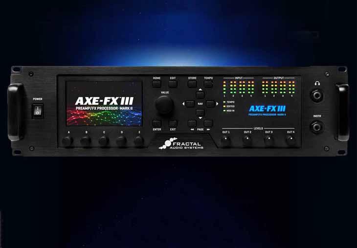 FRACTAL AUDIO AXE-FX III MKII