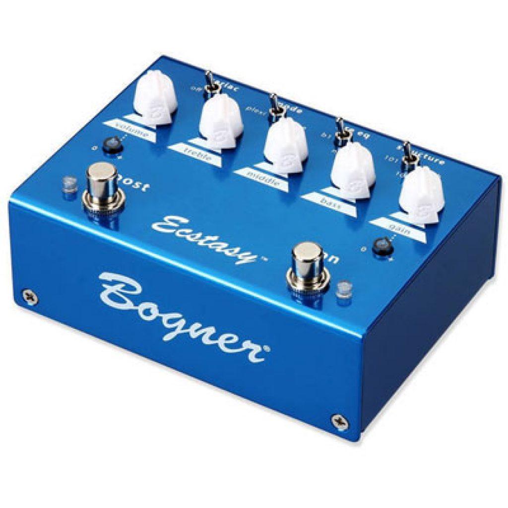 Bogner Amplification Ecstasy Blue