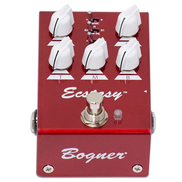 Bogner Amplification Ecstasy Red Mini