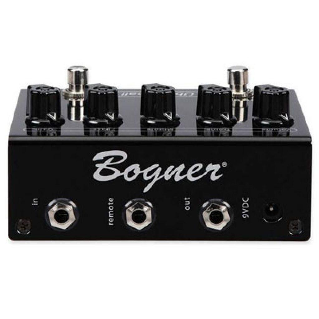 Bogner Amplification Uberschall Distortion Pedal