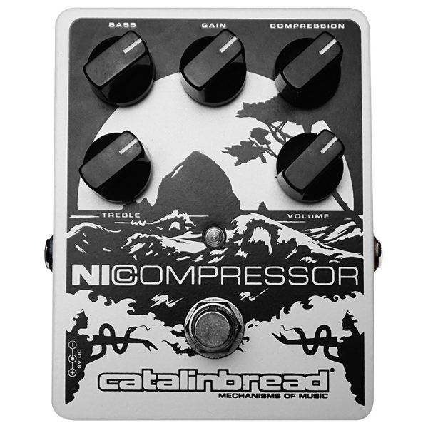 Catalinbread Nicompressor - Soft Pearl