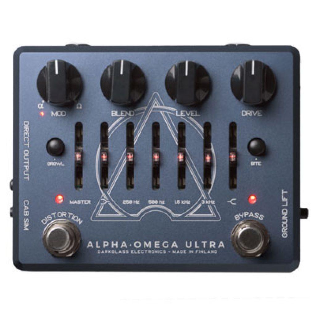 Darkglass Alpha·Omega Ultra