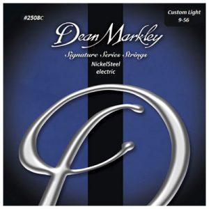 Dean Markley 2508C Nickel Steel Electric Custom Light 9-56