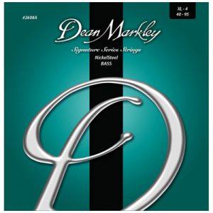 Dean Markley 2608A Nickel Steel Bass Extra Light 40-95