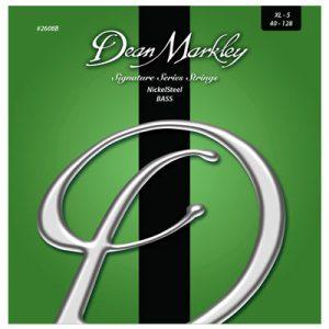 Dean Markley 2608B Nickel Steel Bass Extra Light 40-128