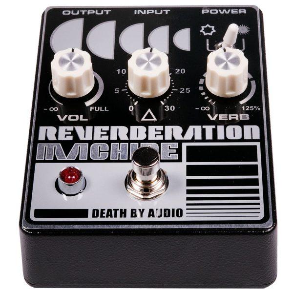 Death By Audio Reverberation Machine