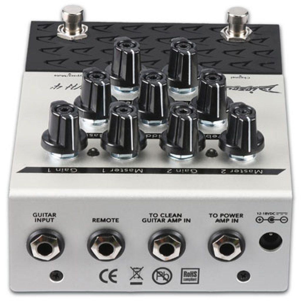 Diezel Amplification VH4-2 Pedal