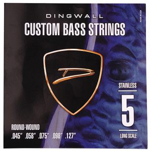 Dingwall Stainless Steel Bass Long-Scale 45-127
