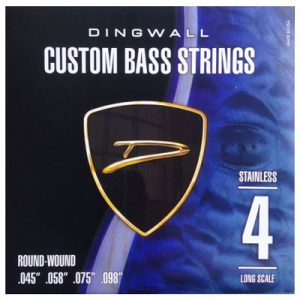 Dingwall Stainless Steel Bass Long-Scale 45-98