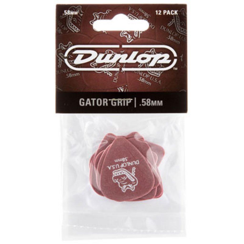 Dunlop 417 Gator Grip 0.58 12 Pack