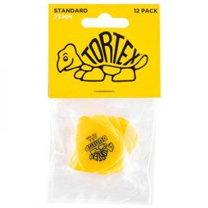 Dunlop 418 Tortex Standard 0.73 12 Pack