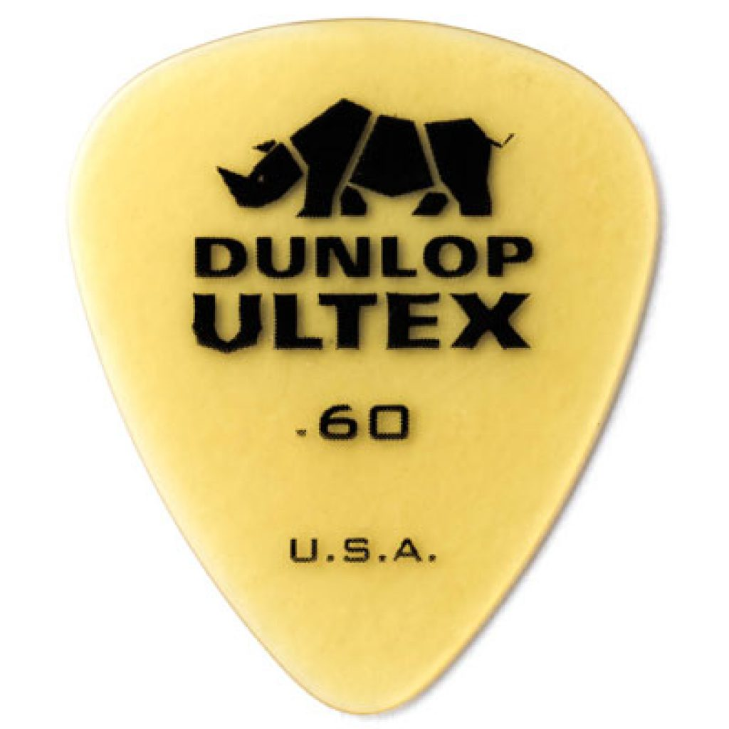 Dunlop 421 Ultex Standard 0.60 6 Pack