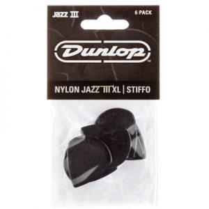 Dunlop 47PXLS Jazz III XL Stiffo 6 Pack