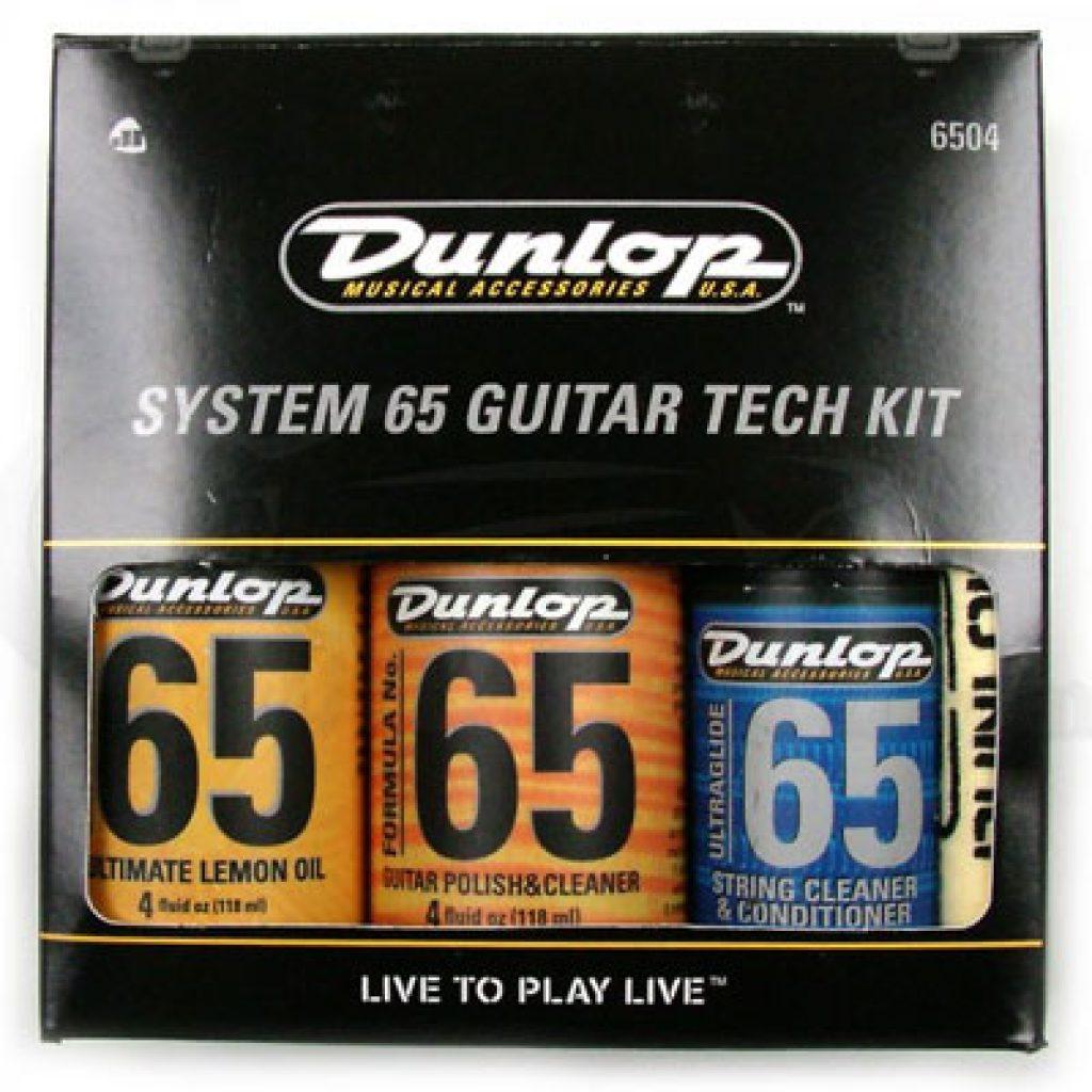 Dunlop System 65 Guitar Tech Kit (6504)