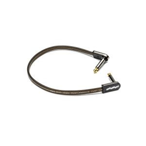EBS Black Gold High Performance Flat Patch Cable 28 cm