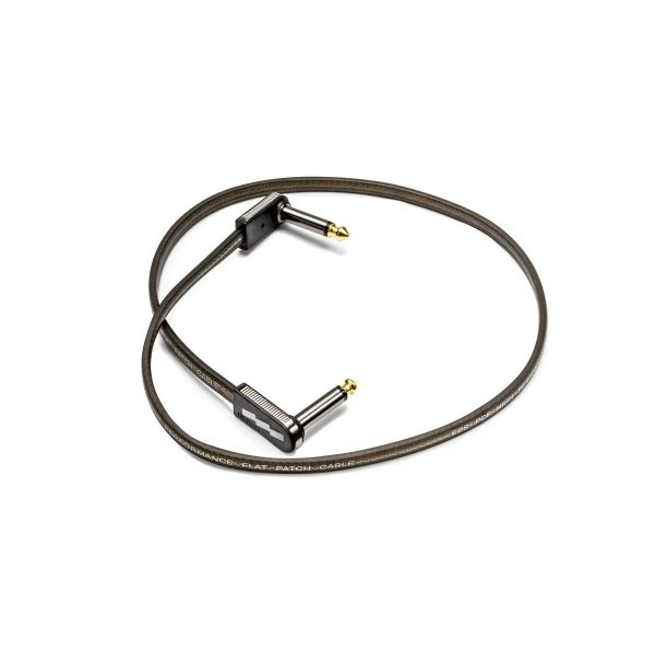 EBS Black Gold High Performance Flat Patch Cable 58 cm