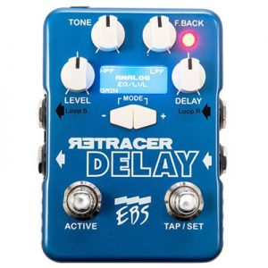 EBS ReTracer Delay