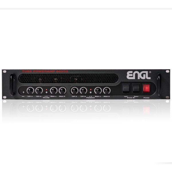 """ENGL Tube Poweramp E840/50 19"""""""