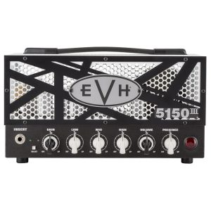 EVH 5150III 15W LBXII Head – Black