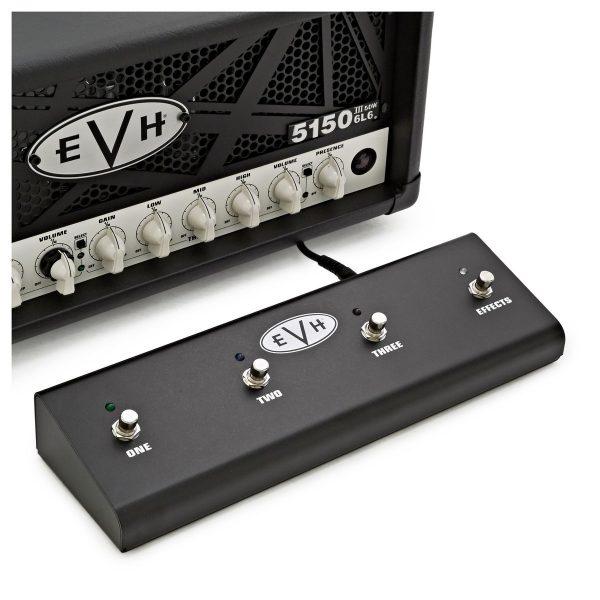 EVH 5150III 50W 6L6 Head - Black
