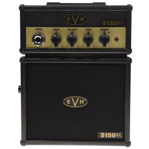 EVH 5150III EL34 Micro Stack - Black and Gold