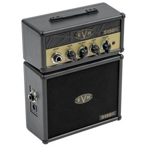 EVH 5150III EL34 Micro Stack – Black and Gold