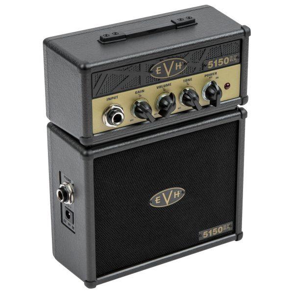 EVH 5150III EL34 Micro Stack - Black and Gold