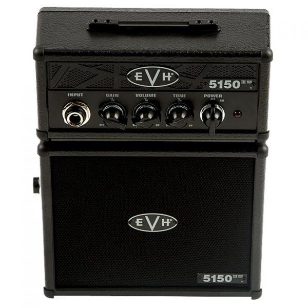 EVH 5150III Micro Stack - Stealth Black