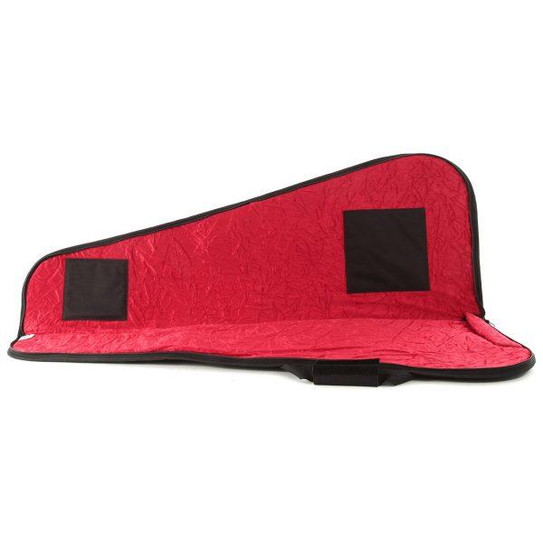 EVH Guitar Gig Bag - Black with Red Interior