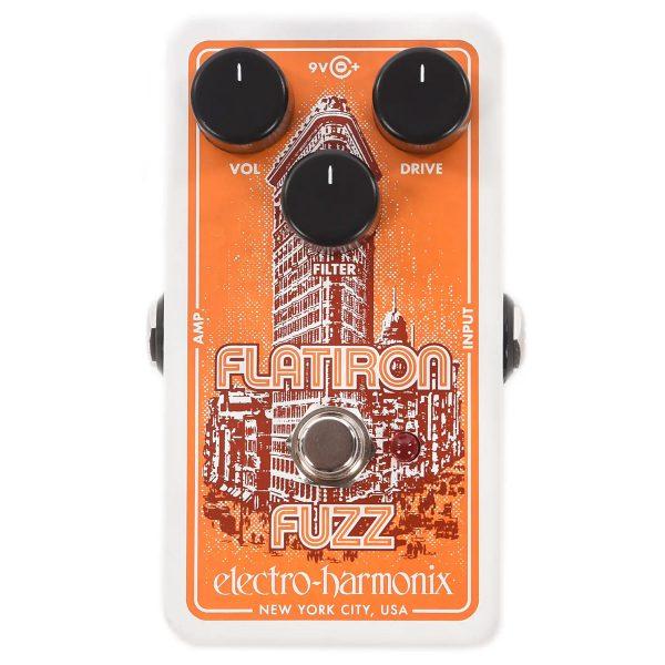 Electro-Harmonix FlatIron Fuzz