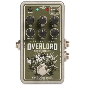 Electro-Harmonix Nano Operation Overlord