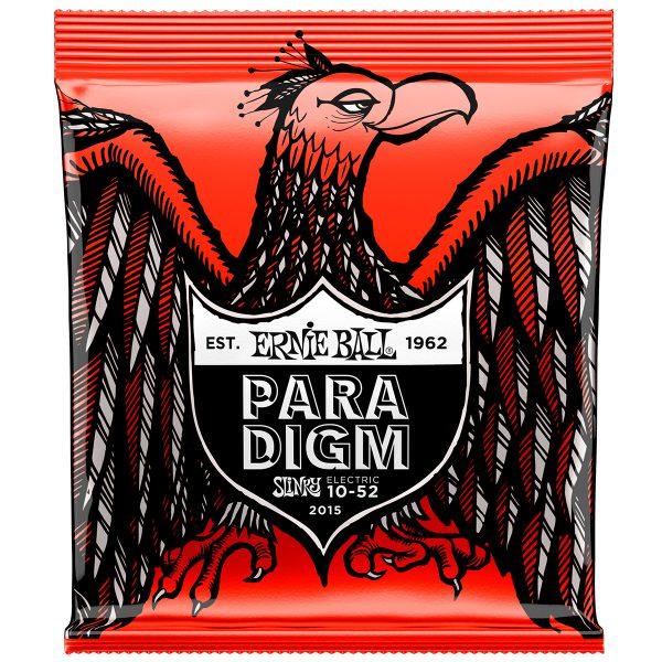 Ernie Ball 2015 Paradigm Skinny Top Heavy Bottom 10-52