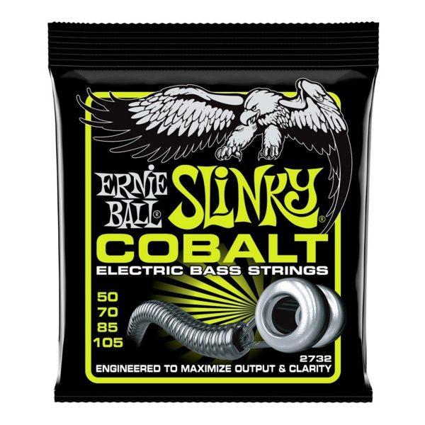 Ernie Ball 2732 Cobalt Bass Regular Slinky 50-105