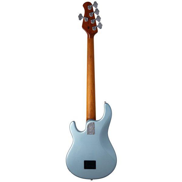 Ernie Ball Music Man StingRay5 Special - Firemist Silver