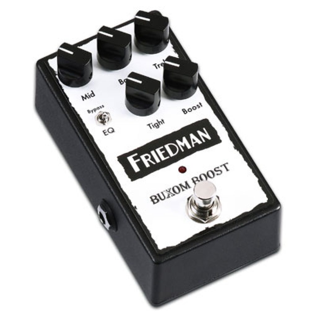 Friedman Amplification Buxom Boost Pedal