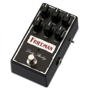 Friedman Amplification Dirty Shirley Pedal