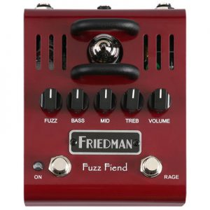Friedman Amplification Fuzz Fiend