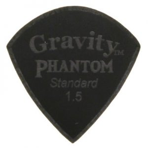Gravity Picks GPHSUS15M Phantom Sunrise Standard 1.5mm Master Finish Black