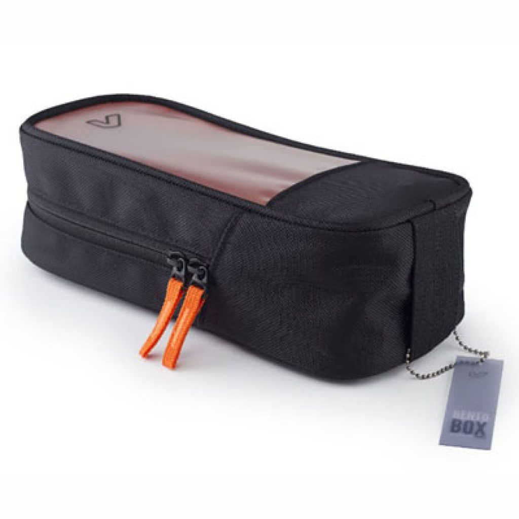 Gruv Gear Bento Box Full Length Tall (Black)