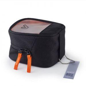 Gruv Gear Bento Box Half Length Tall (Black)