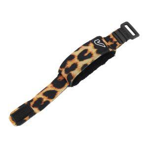 Gruv Gear Fretwraps Wild Leopard String Muter 1-Pack (Large)