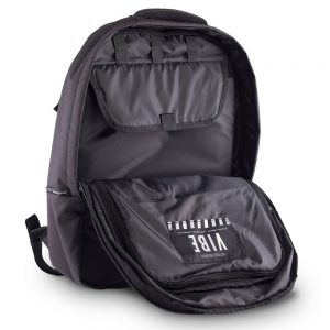 Gruv Gear VIBE Backpack (Black – Black)