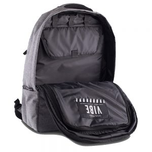 Gruv Gear VIBE Backpack (Grey – Black)