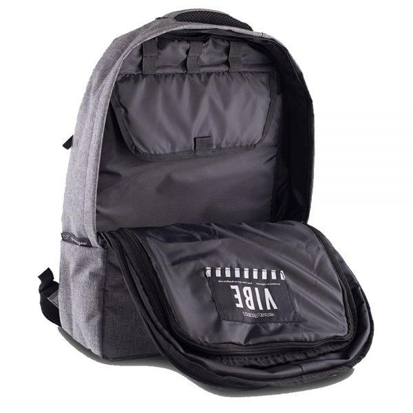 Gruv Gear VIBE Backpack (Grey - Black)