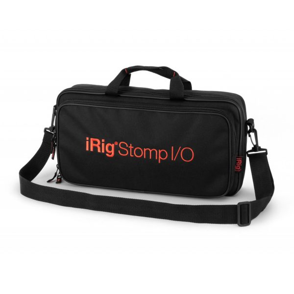 IK Multimedia Travel Bag for iRig Stomp I/O