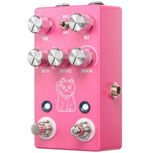 JHS Lucky Cat Delay – Pink