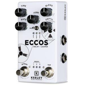 Keeley Electronics Eccos Delay Looper