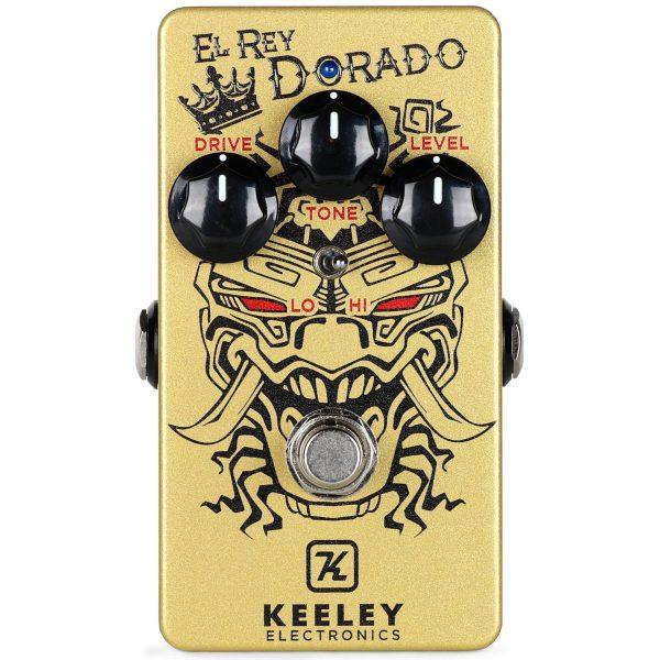 Keeley Electronics El Rey Dorado Overdrive